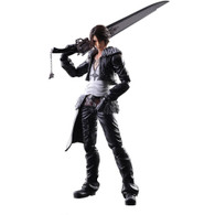 Dissidia Final Fantasy Play Arts Kai Squall Leonhart Action Figure