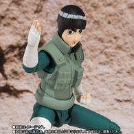 S.H.Figuarts Rock Lee Actoin Figure