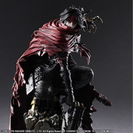 Square Enix Static Arts Gallery Final Fantasy VII Advent Children Vincent Valentine