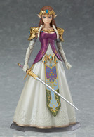 figma Zelda: Twilight Princess Ver. Action Figure