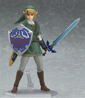 figma Link: Twilight Princess Ver. Action Figure