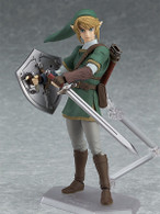 figma Link: Twilight Princess Ver. DX Edition Action Figure