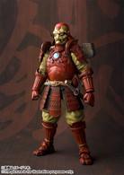 Meisho MANGA REALIZATION Iron Samurai Iron Man Mark 3 Action Figure