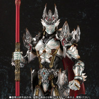 Makaikado White Night Knight Dan Action Figure