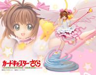 Artfx J Sakura Kinomoto: Sakura Card Arc 1/7 PVC Figure