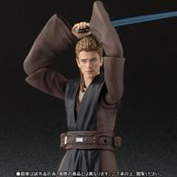 S.H.Figuarts Anakin Skywalker(ATTACK OF THE CLONES)Action Figure w/bonus
