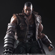 Final Fantasy VII Remake Play Arts Kai No.2 Barret Wallace Action Figure