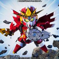 GANSO SD Gundam World Erugaiya Action Figure