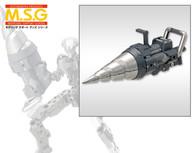 KOTOBUKIYA Heavy Weapon Unit MH09 Vortex Driver Parts