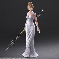 Final Fantasy XV Play Arts Kai Lunafreya Nox Fleuret Action Figure