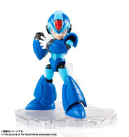Nxedge Style [ROCKMAN UNIT] X Action Figure