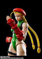 S.H.Figuarts Cammy Action Figure