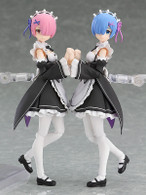 figma (Rem & Ram) Set Action Figure