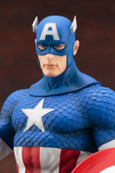 ARTFX Captain America 1/6 PVC Figure (Completed)