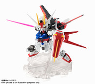 Nxedge Style [MS UNIT] Aile Strike Gundam Action Figure (Completed)