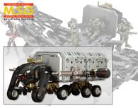 Gigantic Arms 05 Convert Carrier Plastic Model