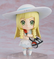 Nendoroid Lillie Action Figure (Completed)