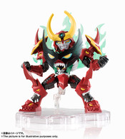 Nxedge Style [Gunmen Unit] Tengen Toppa Gurren Lagann Action Figure (Completed)