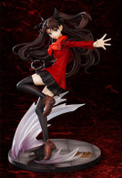 Rin Tohsaka /7 PVC Figure (Completed)