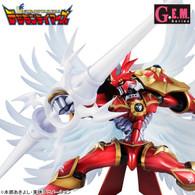 G.E.M.DigimonTamers DukeMon: Crimson Mode PVC Figure (Completed)