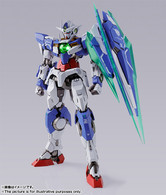 METAL BUILD 00 QAN[T] Action Figure (Completed)