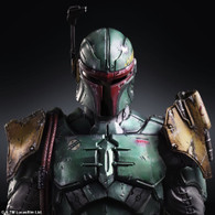 SQUARE ENIX Play Arts Kai Star Wars Variant Boba Fett