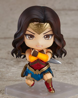 Nendoroid Wonder Woman: Hero's Edition Action Figure (Completed)