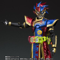 S.H.Figuarts Kamen Masked Rider Para-DX Perfect Knock Out Gamer Level99 (Completed)