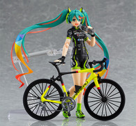 figma Racing Miku 2016: TeamUKYO Support ver. Action Figure (Completed)
