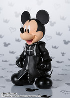 S.H.Figuarts King Mickey (KINGDOM HEARTS II) Action Figure (Completed)