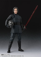 S.H.Figuarts Kylo Ren (The Last Jedi) Action Figure (Completed)