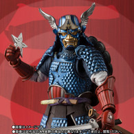 Meisho MANGA REALIZATION Iron Samurai Captain America Action Figure (IN STOCK )