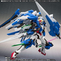 Metal Robot Spirits SIDE MS XN Raiser + Seven Sword Parts Set