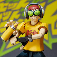 Game Classics Vol.2 Jet Set Radio Beat Action Figure (Completed)