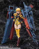 Armor Girls Project Yamato Armor x Yuki Mori Action Figure (Completed)