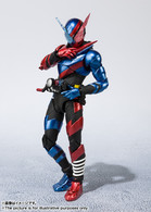 S.H.Figuarts Kamen Masked Rider Build Rabbit Tank Form Action Figure (Completed)