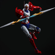 Infini-T Force Tekkaman Fighting Gear Ver. Action Figure (Completed)
