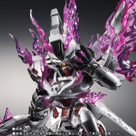 Nxedge Style [MS UNIT] Ghost Gundam Action Figure