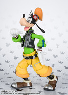 S.H.Figuarts Goofy (KINGDOM HEARTS II) Action Figure (Completed)