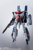 HI-METAL R VF-1A Super Valkyrie (Hikaru Ichijo Custom) Action Figure