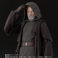 S.H.Figuarts Luke Skywalker (The Last Jedi) Action Figure