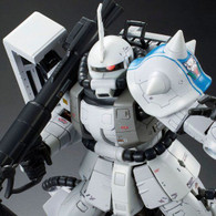 RG 1/144 MS-06R-1A Shin Matsunaga Zaku II Plastic Model ( FEB 2018 )