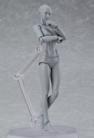 figma archetype next: She - Gray color ver. Action Figure ( IN STOCK )
