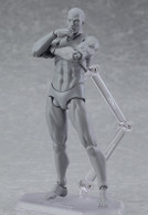 figma archetype next: He - Gray color ver. Action Figure ( IN STOCK )