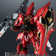 Robot Spirit Side MS Sinanju [Real Marking Ver.] Action Figure (Completed)