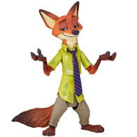 Figure Complex Movie Revo No.010 Nick Wilde Action Figure (Completed)
