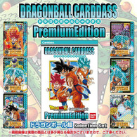 Dragon Ball Carddass Premium Edition Dragon Ball Super Selection Set