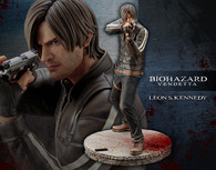 ARTFX Leon S Kennedy 1/6 PVC Figure (Completed)