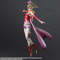 Dissidia Final Fantasy Play Arts Kai Tina Branford Action Figure (Completed)