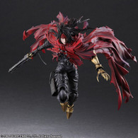 Dirge of Cerberus: Final Fantasy VII Play Arts Kai Vincent Valentine Action Figure (Completed)